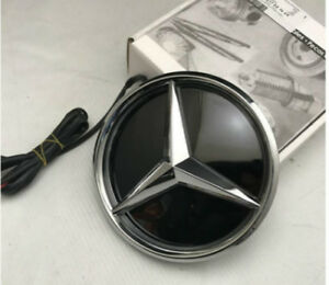 Mb led7 Led Mercedes Benz Grille Star Emblem Illuminated C Cla Glak E