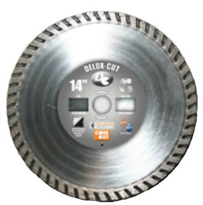 Diamond Products 21205 Turbo Saw Blade 12 X 125