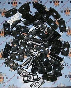 Buick Fisher Body 1933 1953 50 Pcs Fender Cage Anchor Nuts our Parts Catalog