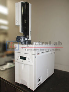 Agilent 6850a g2630a Network Gc System With 7693 Autosampler