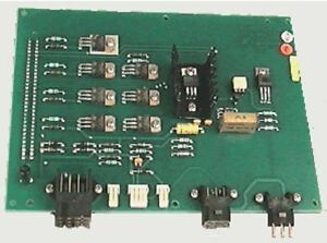 Pcb Power Temp Mira S For Roche Cobas Mira Part 9401461