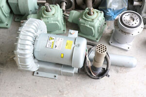 Gast Used R6350a 2 Ring Compressor Regenerative Blower