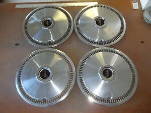 Lincoln Mark Hubcap Rim Wheel Cover Hub Cap 72 73 74 75 76 77 78 79 15 Oem 704