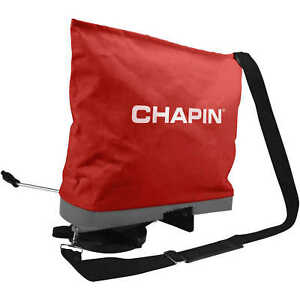 Chapin Professional Bag Seeder Model 84700a 25 Lb Capacity