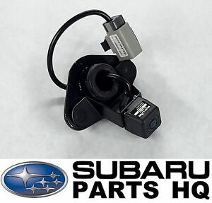 Oem Genuine Subaru 2010 2014 Legacy Outback Rear View Backup Camera 86267aj10b