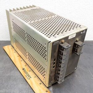 Tdk Dc Power Supply 24 6rogb Dc Power Supply Module 24v 6a