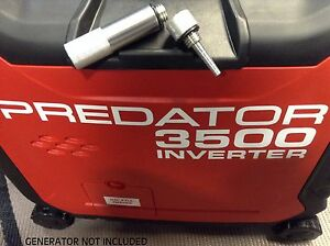 Predator 3500 Watt Inverter Generator Oil Fill Tube Dip Stick Combo usa