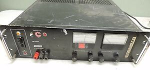 Sorensen Srl40 25 Dc Power Supply 0 40 V 0 25 A Tested 105 125 Vac In
