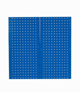 Triton Products 2 18 In X 36 In X 9 16 In Square Hole Locboard Pegboards