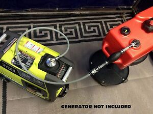 Ryobi Ryi2300bta 2300 watt Inverter Generator 3 Gallon Extended Run Fuel System