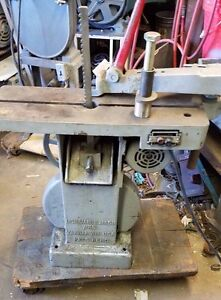Moilvanie Machine Co Keysenter Brach Machine Tooled W 15 Broaches