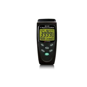 Latnex Mg 300 Gauss And Magnetic Field Meter W Protection Boot Black Case