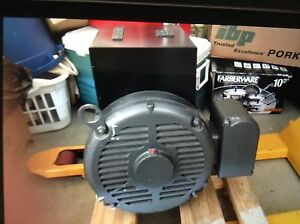 Phase a matic Rotary Phase Converter Model R 50 New Like Condition