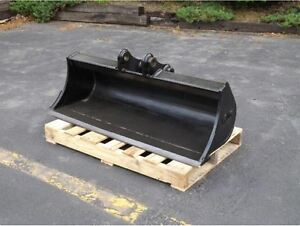 New 48 Ditch Cleaning Bucket For A Case Cx31