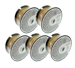 5 X 2lb 030 E71t gs Flux Cored Gasless Weld Wire 5 Rolls