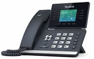 Yealink Sip t52s Yealink 2 8 inch Color screen Media Ip Phone