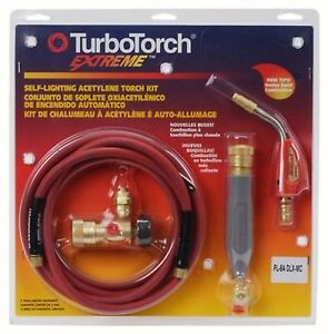 Turbotorch 0386 0834 Pl 8adlx mc Torch Kit Swirl For Mc Tank Air Acetylene