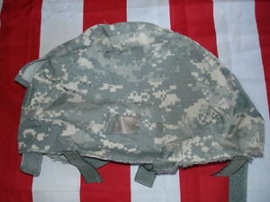 MICH Army Helmet Cover ACU New Tactical Military Large X-Large