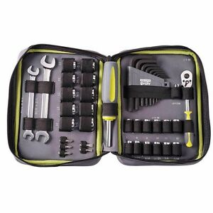 New Craftsman Evolv 42pc Hand Tools Set Mechanic Ratchet Socket Case Wrenches