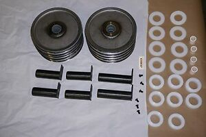 Rotary Lift S100037 4 Post Pulley Sheave Kit For Model Sm123 Ar123 Lifts