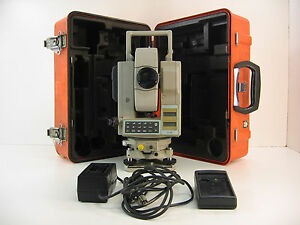 Sokkia Set4a 5 Total Station For Surveying Construction With Free Warranty