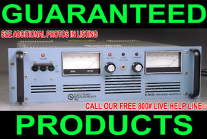 Lambda Ems 80 60 2 0 80v 0 60a Variable Regulated Programmable Dc Power Supply