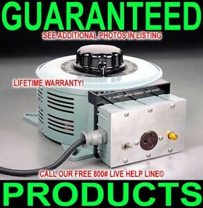 Superior Electric Powerstat 3pn246 246 Variac 0 280v 15a 4kw Lifetime Warranty