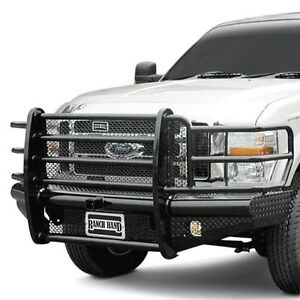 New Ranch Hand Front Bumper 08 09 10 Ford F250 F350 2008 2009 2010 Super Duty