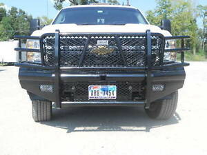 New Ranch Hand Front Bumper 2011 2012 2013 2014 Chevy 2500hd 3500 2500 Silverado