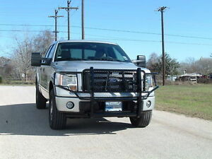 New Ranch Hand Grille Guard 09 10 11 12 13 14 Ford F150 2009 2010 2011 2012 2013