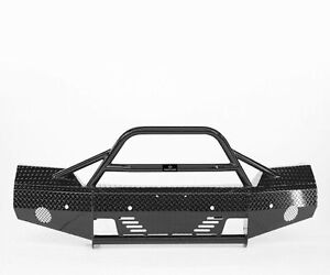 New Ranch Hand Front Bumper Replacement 2015 2016 2017 Chevy 2500hd 3500