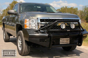 New Ranch Hand Bullnose Front Bumper 2011 2012 2013 2014 Chevy 2500hd 3500 2500