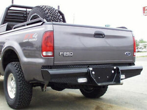 Ranch Hand Legend Rear Bumper 99 07 Ford Super Duty F250 F350 Back