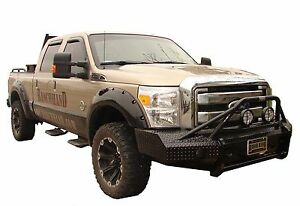 New Ranch Hand Summit Bullnose Front Bumper Ford 11 12 13 14 15 16 F250 F350
