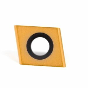 Ingersoll Carbide Milling Insert Cde313r051 In2530 10 Pack