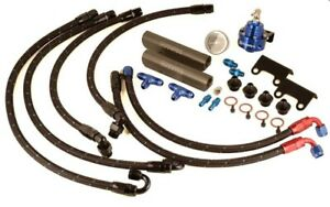 Tomioka Racing Top Feed Fuel Rail Kit For Subaru Sti 06 12 Tmic
