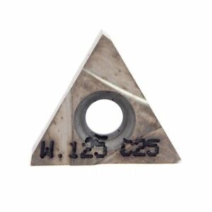 Tool Flo Carbide Grooving Insert Tnmc 32 Ng W 125 C25 10 Pack