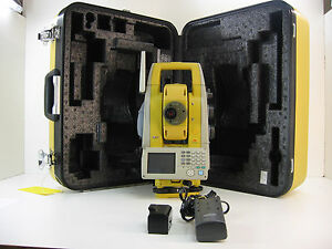 Topcon Is 03 3 Robotic Imaging Total Station Surveying 1 Month Warranty