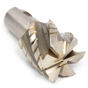 Cobalt Roughing Square End Mill 2 6fl