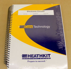 Heathkit Eb 6104a Textbook Electronic Circuits Text Book New In Shrink Wrap
