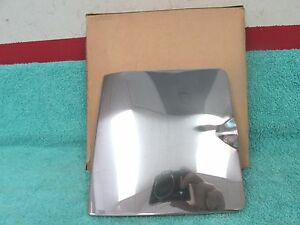 1951 Chevy Stainless Chrome Gas Fuel Door Cover Guard Nors 817