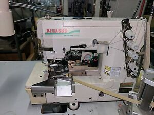 Pegasus W1562 2 Needle Cover Stitch Sewing Machine
