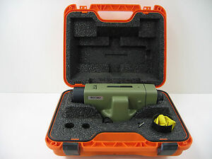 Leica Wild Na2 Precise Level Surveying 1 Year Warranty Certified