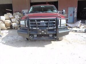 New Ranch Style Front Bumper 99 00 01 02 03 04 Ford F250 F350 Super Duty