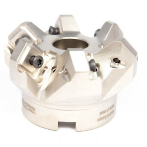 Hertel Indexable Chamfer Angle Face Mill 2 1 2 Hmc542r 2 50 06 17 200