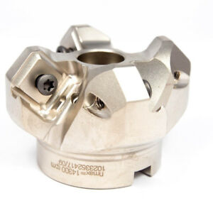 Hertel Indexable Chamfer Angle Face Mill 2 Hmc542r 2 00 04 17 176