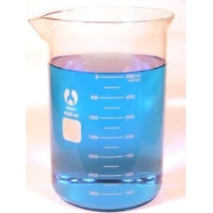 Beaker Low Form Glass Graduated 4000ml