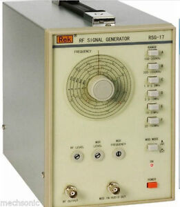 New High Frequency Signal Generator 100khz 150mhz E