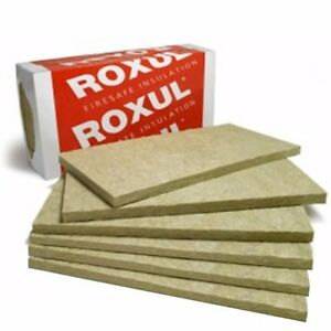 Roxul Mineral Wall Insulation 1 Thickness