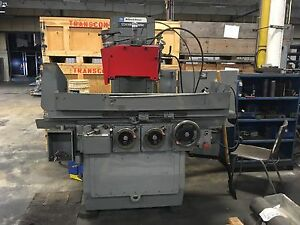 Used Brown Sharp 12x24 Micromaster Large Surface Grinder